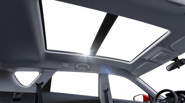 JETOUR X70 Панорамний дах